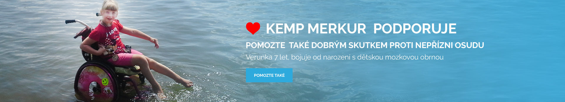 Banner Kemp Merkur podporuje