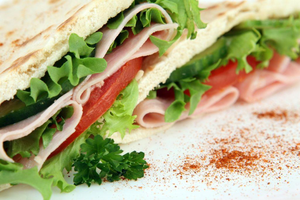 Občerstvení, restaurace i jen tak něco na zub