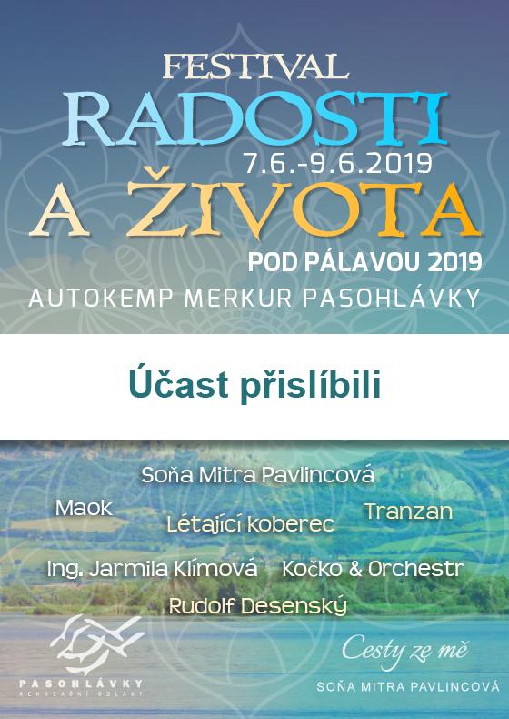 Festival Radosti a Života 2019