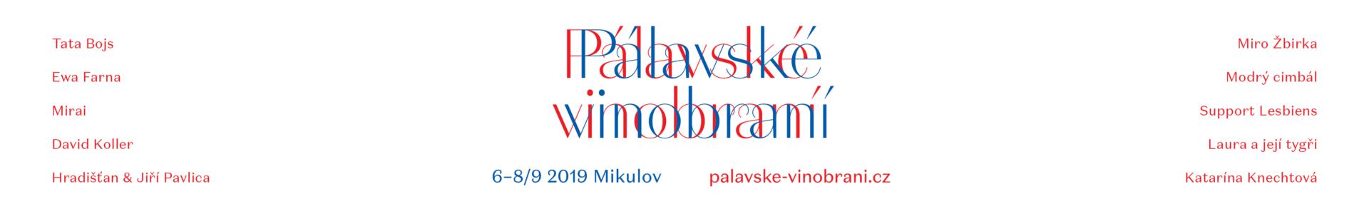 Banner Pálavské vinobraní