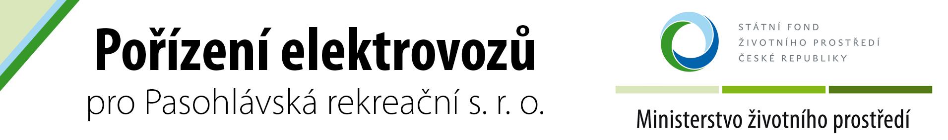 Banner Pořízení elektrovozů