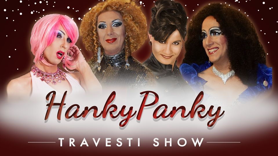 Travesti Show Hanky Panky